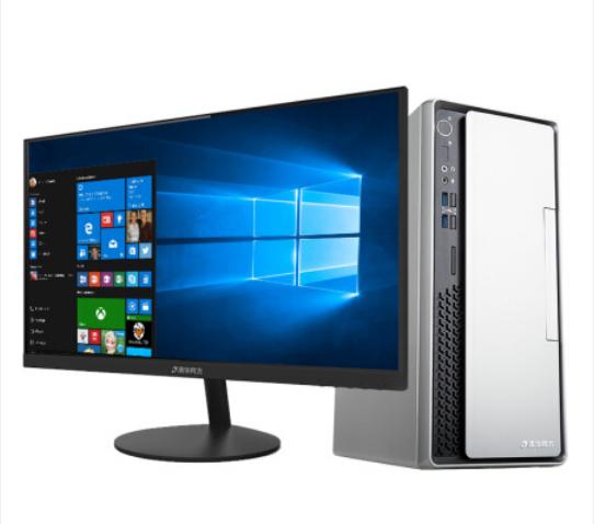 清华同方 超越E500-91157 台式机电脑(i5-6500/8GB/1T/选配)